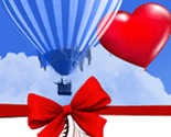 Balloon ride gift voucher